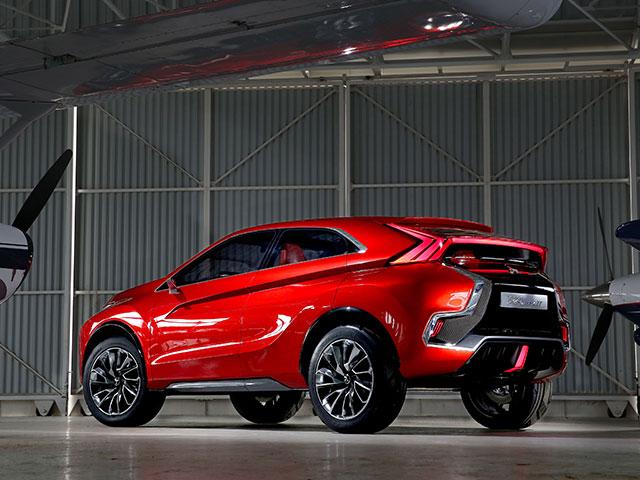 Mitsubishi Concept XR-PHEV 2
