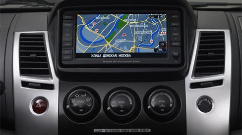 Полноценная навигационная система