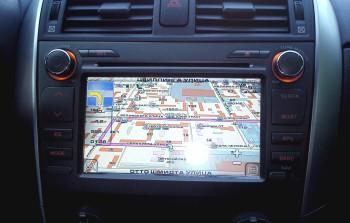 Навигатор в Паджеро