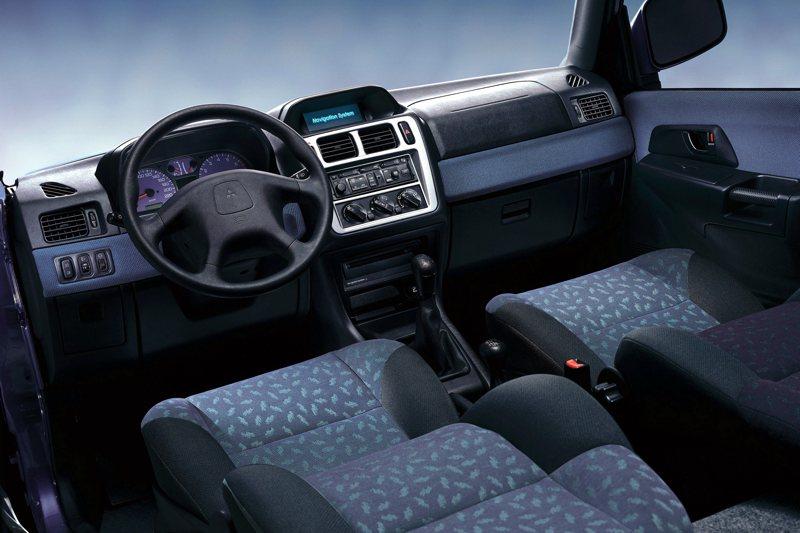 Mitsubishi pajero mini левый руль Пинин