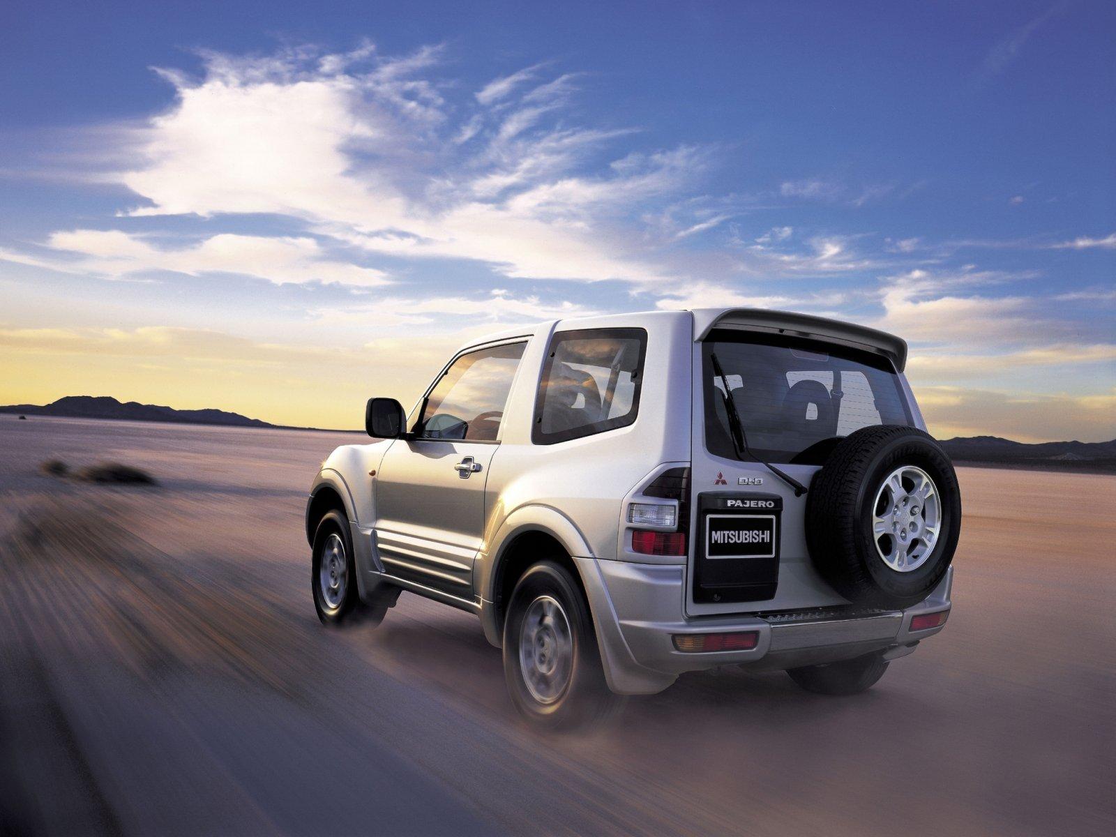 Mitsubishi Pajero расход топлива