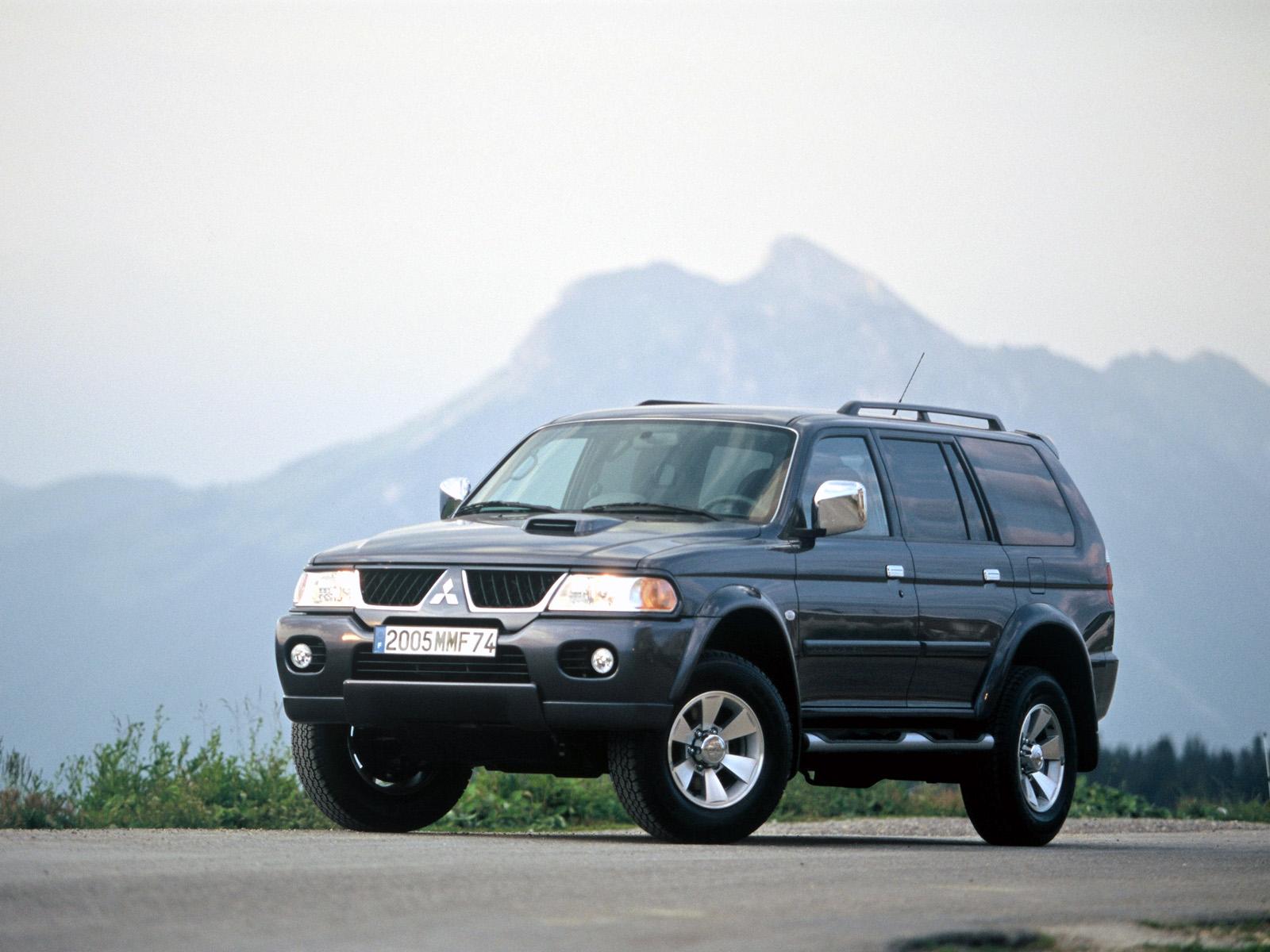 Mitsubishi pajero sport 2005 рaсход топливa
