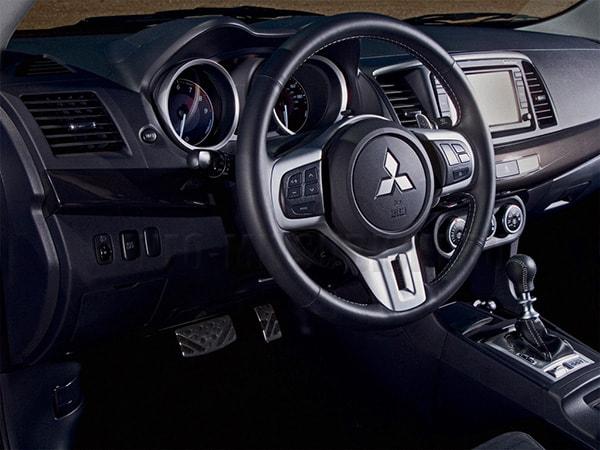 Mitsubishi lancer evolution 10 технические характеристики интерьера