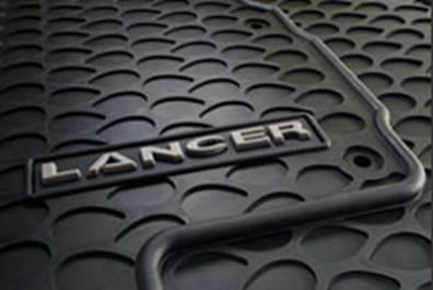 Mitsubishi Lancer 9 коврики