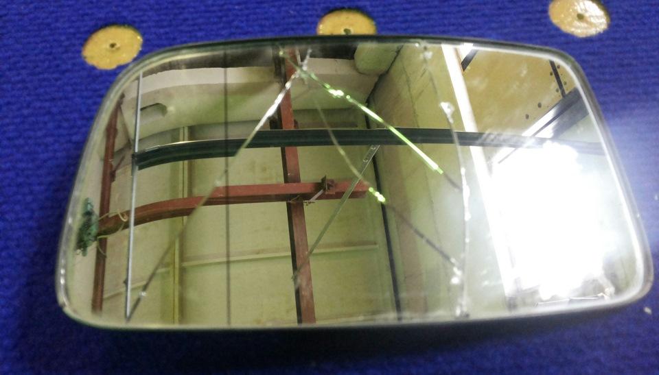 Треск зеркала для mitsubishi lancer ix