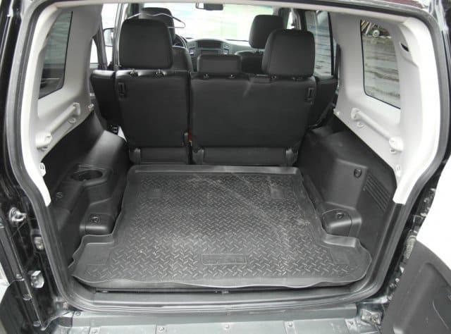 Багажник внедорожника 4 поколения