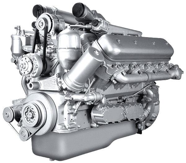 Дизельный двигатель Паджеро