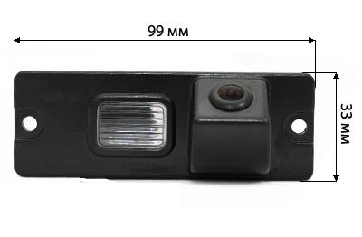 Камера заднего вида для