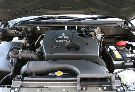 Митсубиси паджеро 4 3 0 двигатель