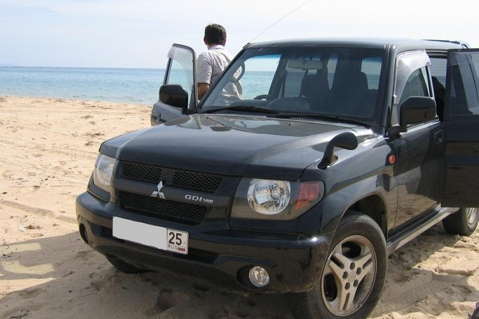 Мицубиси паджеро ио с двигателем 4g93