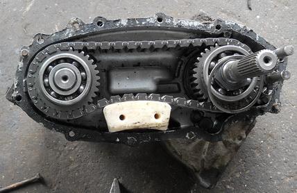 Ремонт раздатки мицубиси паджеро 2