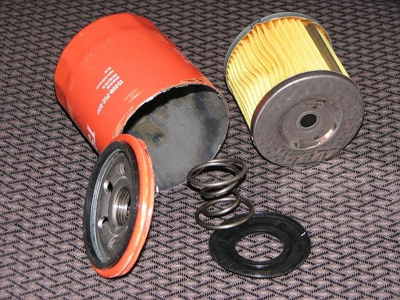Митсубиси лансер 9 масляный фильтр