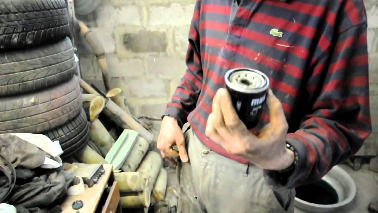 Мицубиси лансер 9 фильтр масляный и его замена