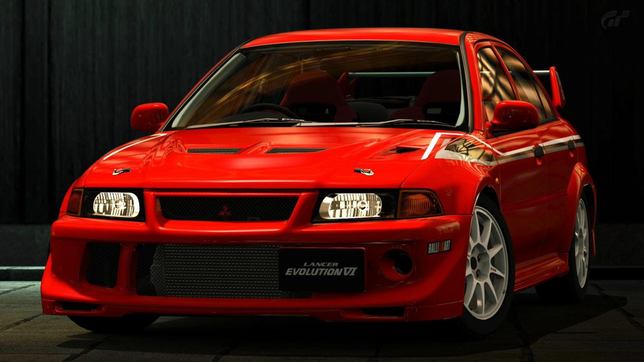Mitsubishi lancer 6 evo