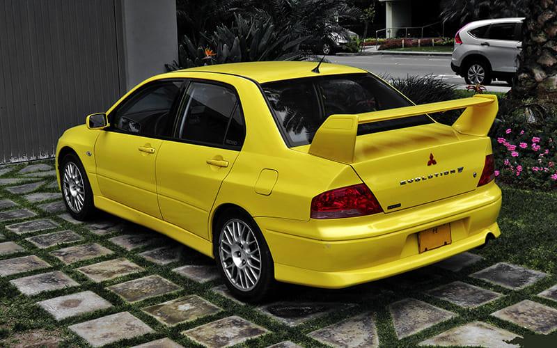 Жёлтый Эволюшн
