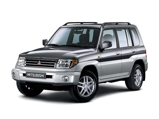 Mitsubishi Pajero Pinin технические характеристики