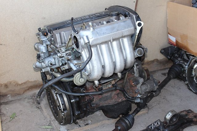 Двигатель Митсубиси Лансер 9