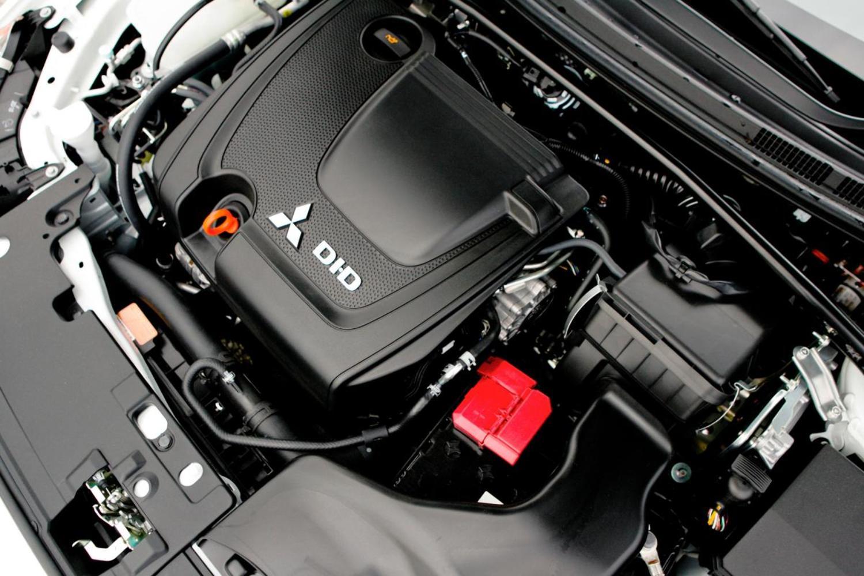 Мотор Лансера DI-D