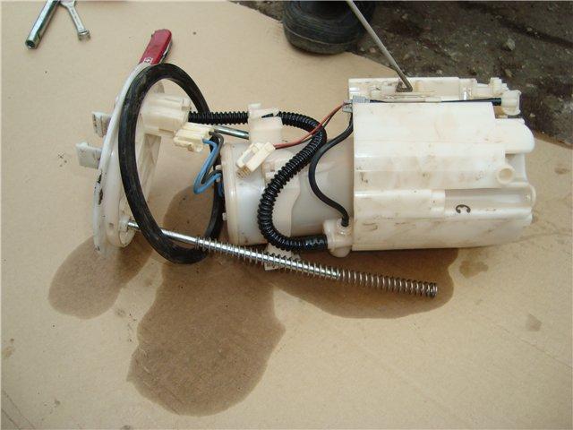 Топливный фильтр и ремонт Мицубиси Лансер 10