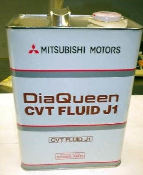 Жидкость для вариатора mitsubishi outlander