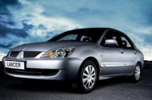Mitsubishi Lancer технические характеристики 9