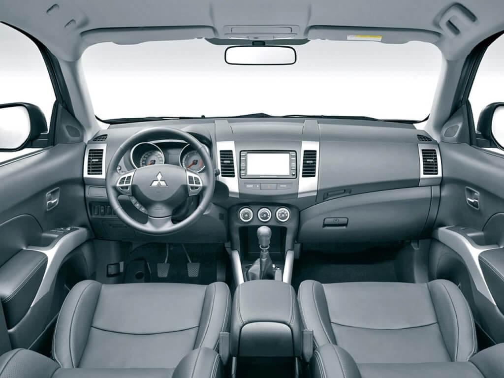 Mitsubishi Outlander 2007 технические характеристики