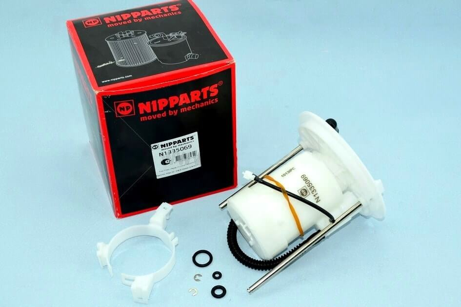 Митсубиси Лансер 9 топливный фильтр