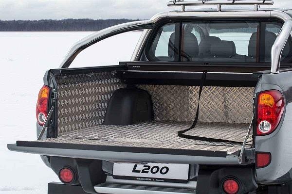 L200 грузоподъемность
