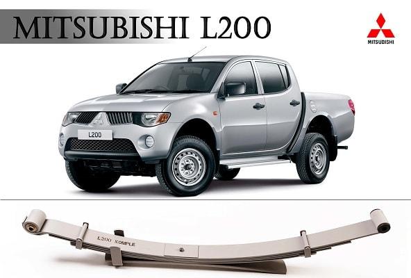 L200 Mitsubishi грузоподъемность