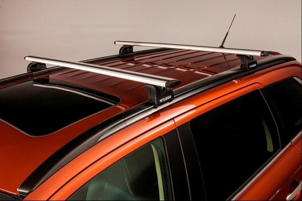 Багажник на крышу автомобиля Митсубиси Аутлендер 3