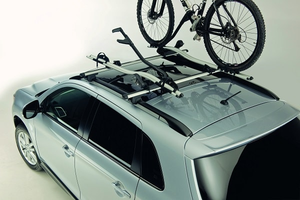 Велосипед на багажник
