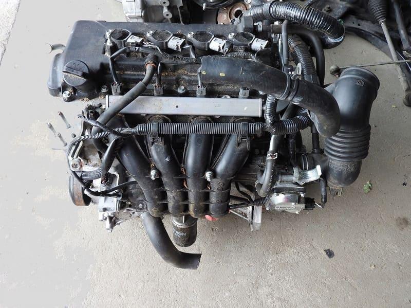 Двигатель 4a-92