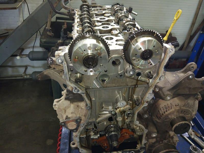 Двигатель 4B10 для кроссовера АСХ 1.8