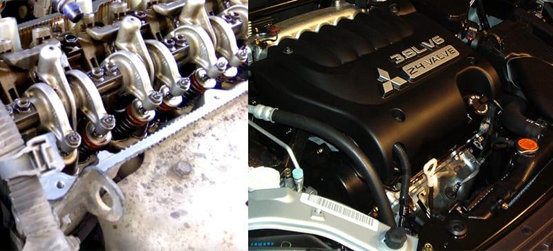 Двигатели этой марки 4G69, 6G75