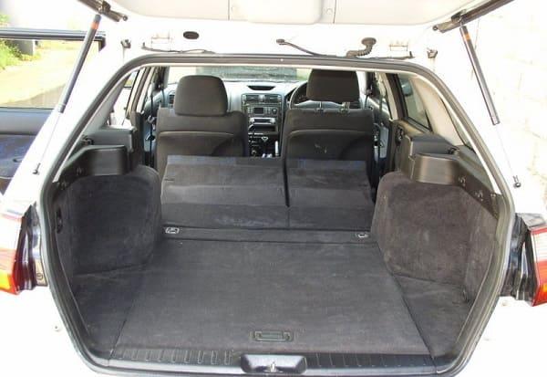 Галант универсал багажник