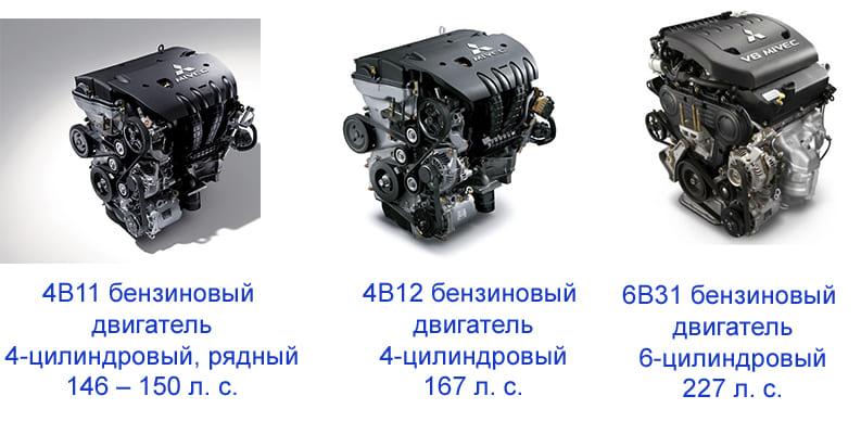 Моторы Аутлендера