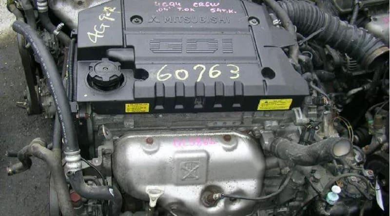 Контрактный мотор Митсубиси