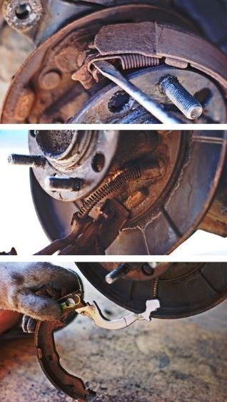 Когда необходима регулировка ручника Лансер 9