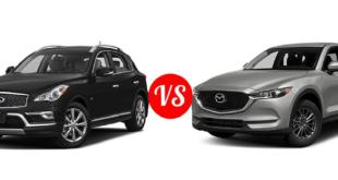 Удалось ли Mazda CX-5 дотянуться до премиальной Infiniti QX50
