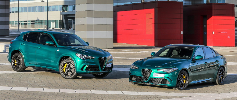 Alfa Romeo спортивные характеристики