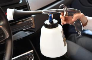 чистка салона автомобиля своими руками лучшее средство