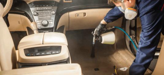как почистить салон автомобиля своими руками
