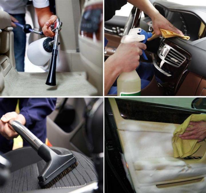 средство для чистки салона автомобиля