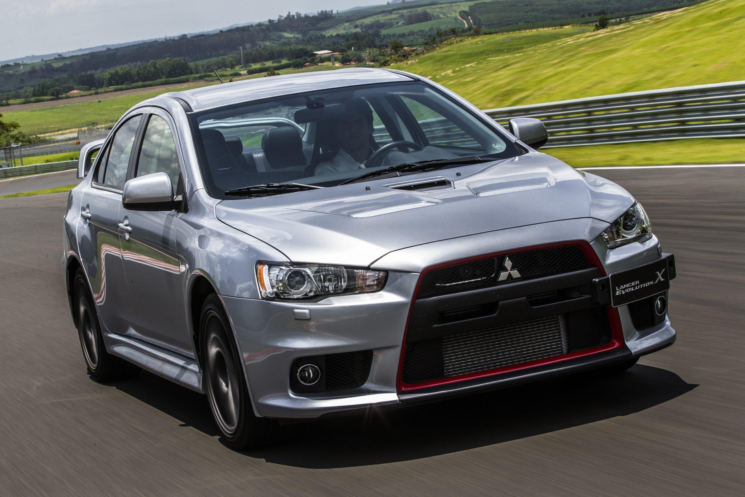 Не стареющий Mitsubishi Lancer