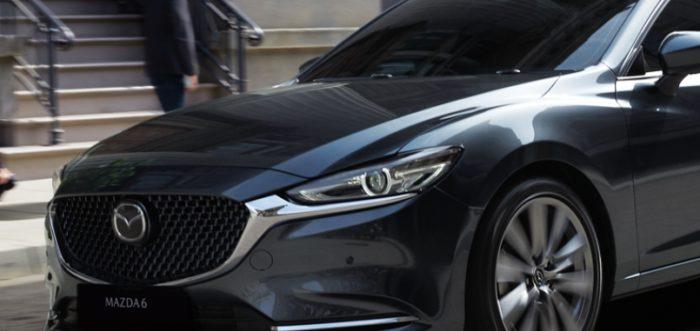 Выбираем новую Mazda