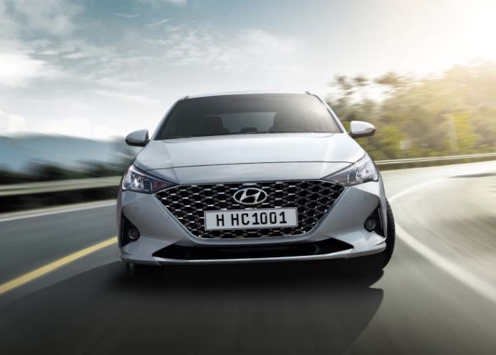 Hyundai Accent с пробегом в Москве