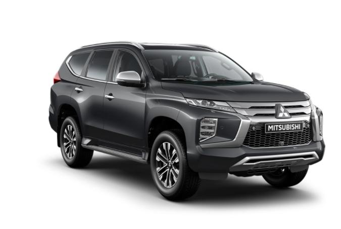 Что может предложить официальный дилер Mitsubishi Pajero Sport?