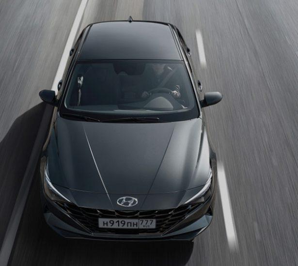 Hyundai Elantra – автомобиль для уверенных личностей