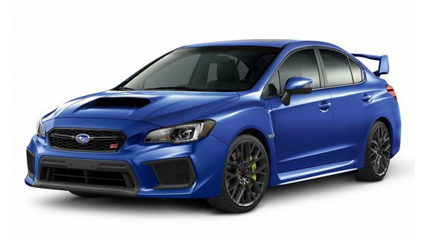 Почему все любят Subaru WRX?